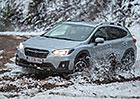 Poprvé na silnici s novým Subaru XV. Fantastický kompromis!