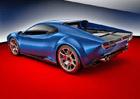 Ares Pantera je krásná moderní interpretace slavného De Tomasa. S technikou Lamborghini!
