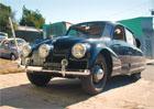 Tatra T87 nefascinuje jen nás. Podívejte se, jakou parádu dělá majiteli v Los Angeles