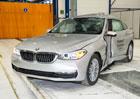 Euro NCAP 2017: BMW 6 GT – S pěti hvězdami ve stopách sedanu řady 5