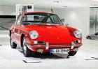 Porsche Museum představuje svůj nejstarší exemplář modelu 911