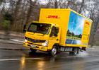 Fuso eCanter: Nákladní elektromobil nastoupil do služeb prvních firem v Evropě
