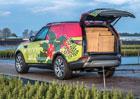 Land Rover představuje dodávku! Moc toho neodveze, v terénu ale bude excelovat