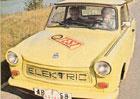 Víte, že Trabant jezdil i na elektřinu? Přečtěte si jeho dobový test!