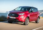 Vyzkoušeli jsme Ford EcoSport v omlazeném balení. Konečně vypadá k světu! Jak jezdí?
