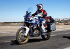 Honda CRF1000L Africa Twin Adventure Sports je stylovou oslavou nejen pro dobrodruhy