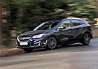 Rychlé kolo se Subaru Impreza: Jak moc vadilo CVT?