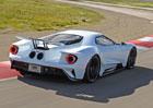 Adaptivní podvozek Fordu GT: Co se děje při aktivaci supernízkého závodního režimu se zavěšením?
