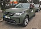 Česká policie si převzala nové automobily. Land Rovery Discovery! K čemu poslouží?