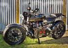Madboxer je šílená motorka s motorem Subaru