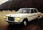 Mercedes-Benz W114/115: Tyhle Mercedesy ještě vydržely věčnost. Je jim padesát
