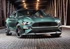 Ford Mustang Bullitt je zpět! Vypadá fantasticky a zní jako filmový hrdina