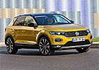 Další malé SUV na českém trhu. Volkswagen přiváží charismatický T-Roc