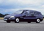 Mercedes F 100: Adaptivní tempomat, udržování v jízdním pruhu... V roce 1991!