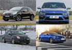 Propadáky roku 2017: Která auta na českém trhu hlásí nejméně registrací?