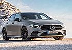Mercedes-Benz třídy A oficiálně: Je dospělejší proporcemi, infotainmentem i použitou technikou