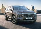 Nový Hyundai Santa Fe na prvních fotkách. Co říkáte na jeho výrazný design?