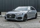 ABT se podíval na Audi RS 4 Avant. Výkon navýšil symbolicky