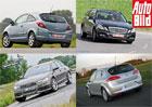 Dvacet nejlepších ojetin podle Auto Bildu: Německou dominanci narušují dvě značky