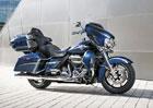 Harley-Davidson svolává čtvrt milionu motocyklů. Kvůli brzdám...