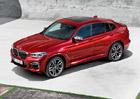 BMW X4 přichází v nové generaci. Je lehčí, nižší a nabídne dvě verze M Performance