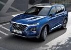 Hyundai Santa Fe oficiálně: Extravagantní design a tři motory se sympatickými parametry
