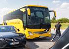 Zájezdové autobusy Mercedes-Benz a Setra budou ještě bezpečnější