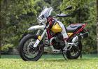 Moto Guzzi V85 TT ve finální podobě zůstala věrná původnímu konceptu