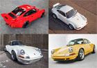 Jako klasika jenom vypadají. Kdo dělá nejlepší restomody Porsche 911?