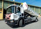 První Scania XT s pohonem na CNG zamířila do Belgie