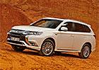 Technika elektromobilů není dostačující, říká Mitsubishi. Nadále věří plug-in hybridům