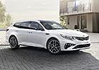 Omlazená Kia Optima vstupuje na český trh. Se dvěma novými motory