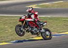 Ducati Hypermotard chce být ve své nové podobě ještě zábavnější
