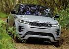 Takhle vypadá nový Range Rover Evoque. Evoluční design se inspiroval Velarem