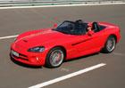 Dodge Viper mohl být supersportem s motorem před zadní nápravou
