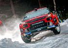 Švédská rallye po 1. etapě: Vede Suninen, Ogier a Latvala v příkopu