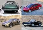 Prohlédněte si ty nejpodivnější proměny Porsche 911 ve velké galerii