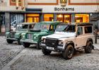 SUV s geny pravého Land Roveru Defenderu. Na trhu v roce 2021!