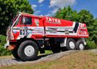Tatra zve na MOGUL Dakar Setkání v Sosnové